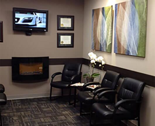 Waiting Room TV