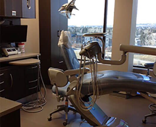 Dental Operator Chair