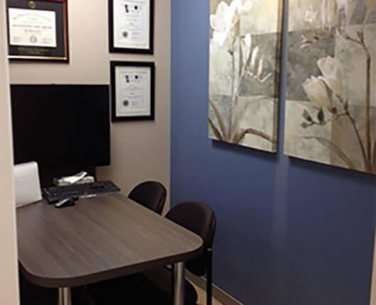 Dr. Nimet Room